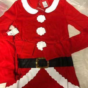 Christmas Pijamas Girls Size XS